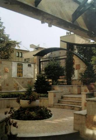 پروژه مسکونی طراح سیاوش مظلومی پور و مهندس فرشته ثابت کسایی