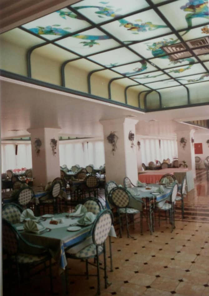 هتل رضویه مشهد طراح سیاوش مظلومی پور و مهندس فرشته ثابت کسایی